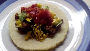 American Potluck Tacos