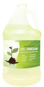 vinegarecoclean20